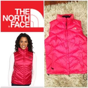 The North Face 550 down Aconcagua vest